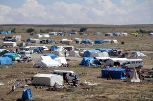 Fabio Sola Penna,  Syrian refugees' camp in Cappadocia, Turkey